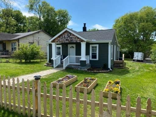 1232 Bessie Ave, Nashville, TN 37207 (MLS #RTC2195624) :: RE/MAX Homes And Estates
