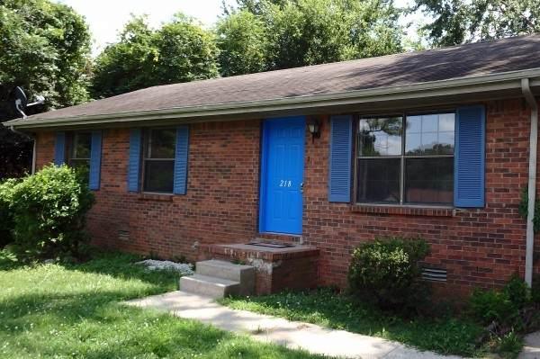 218 Jackson Rd, Clarksville, TN 37042 (MLS #RTC2196633) :: Village Real Estate