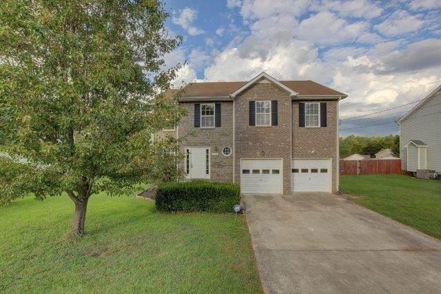 858 Sugarcane Way, Clarksville, TN 37040 (MLS #RTC2197152) :: Village Real Estate