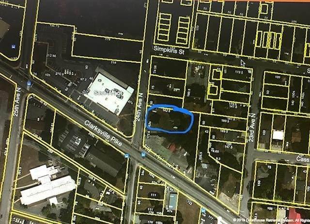 2312 Clarksville Pike, Nashville, TN 37208 (MLS #RTC2199157) :: Village Real Estate