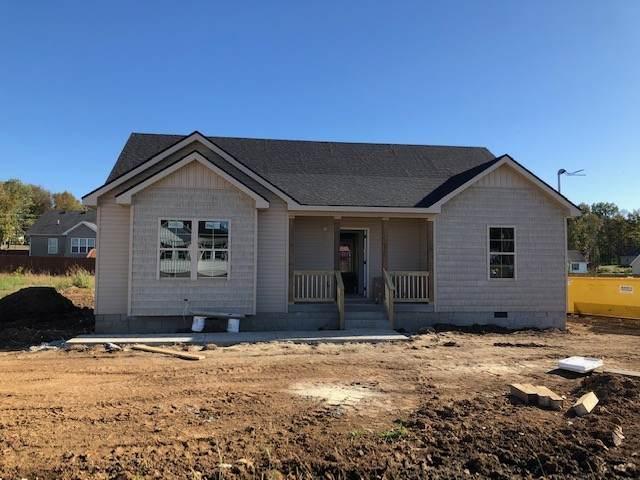 1207 Maelee Ann, Lewisburg, TN 37091 (MLS #RTC2199260) :: Fridrich & Clark Realty, LLC