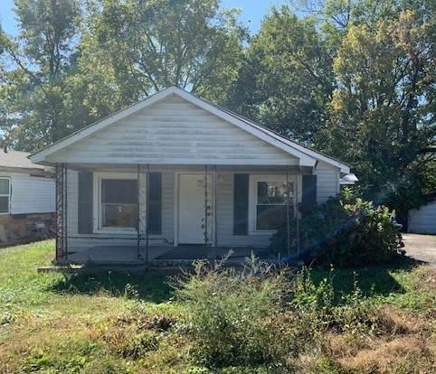 506 Reavis St, Tullahoma, TN 37388 (MLS #RTC2199806) :: Nashville on the Move