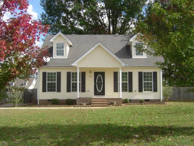 1774 Halls Mill Rd, Unionville, TN 37180 (MLS #RTC2200853) :: The Huffaker Group of Keller Williams