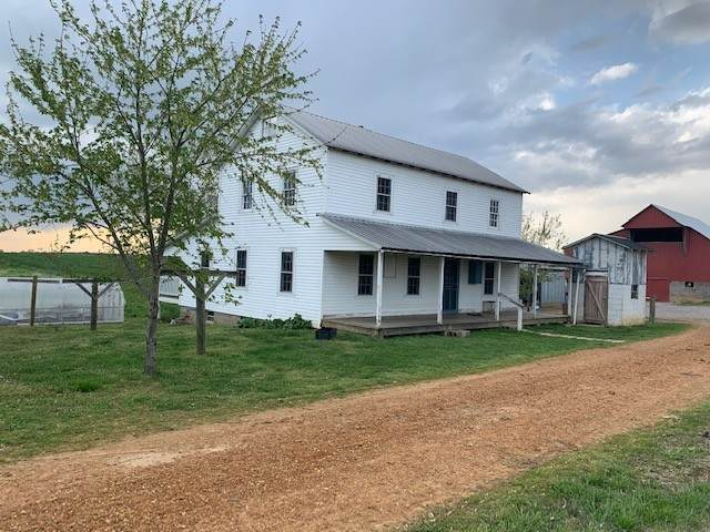 2395 St Rt 384, Mayfield, KY 42066 (MLS #RTC2201629) :: Maples Realty and Auction Co.
