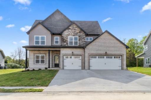 719 Farmington, Clarksville, TN 37043 (MLS #RTC2202267) :: Nashville on the Move