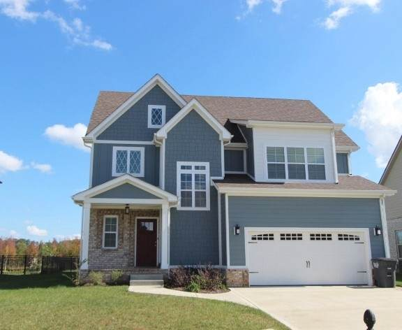 1417 Hereford Blvd, Clarksville, TN 37043 (MLS #RTC2202592) :: Kimberly Harris Homes