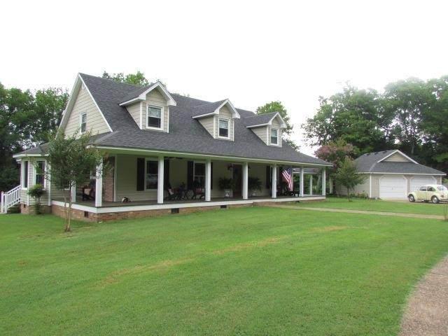 103 Oak Forks Rd N, Lawrenceburg, TN 38464 (MLS #RTC2202964) :: Nashville on the Move