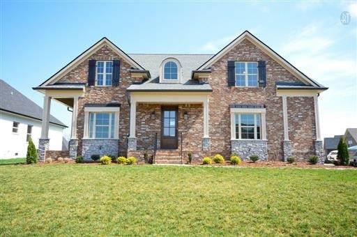 4136 Miles Johnson Pkwy, Spring Hill, TN 37174 (MLS #RTC2203196) :: Village Real Estate