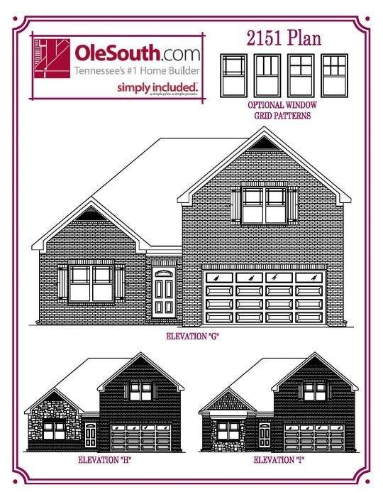 716 Callie Lane (Lot 55), Pleasant View, TN 37146 (MLS #RTC2206951) :: The Group Campbell