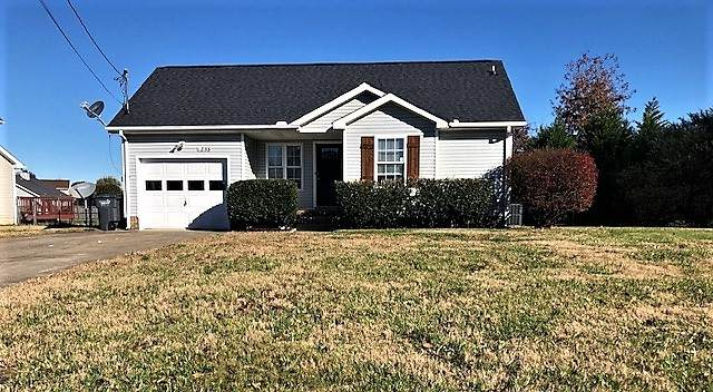 1255 Weeping Willow Dr, Clarksville, TN 37042 (MLS #RTC2207649) :: Kimberly Harris Homes