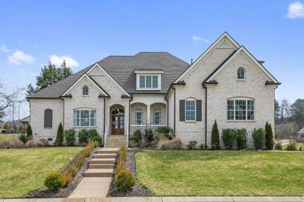 5813 Wagonvale Drive - Lot 127, Arrington, TN 37014 (MLS #RTC2207747) :: Armstrong Real Estate