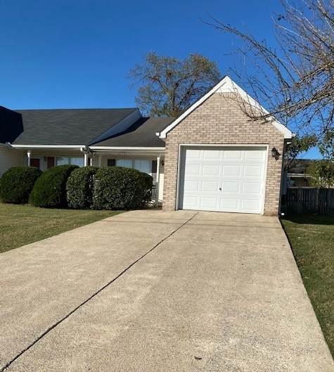 419 Reavis Ave, Smyrna, TN 37167 (MLS #RTC2208880) :: Team George Weeks Real Estate