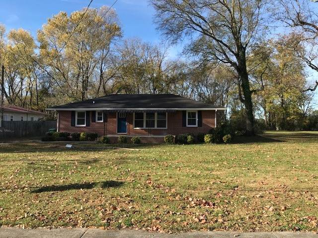 618 S High St, Winchester, TN 37398 (MLS #RTC2209219) :: RE/MAX Homes And Estates
