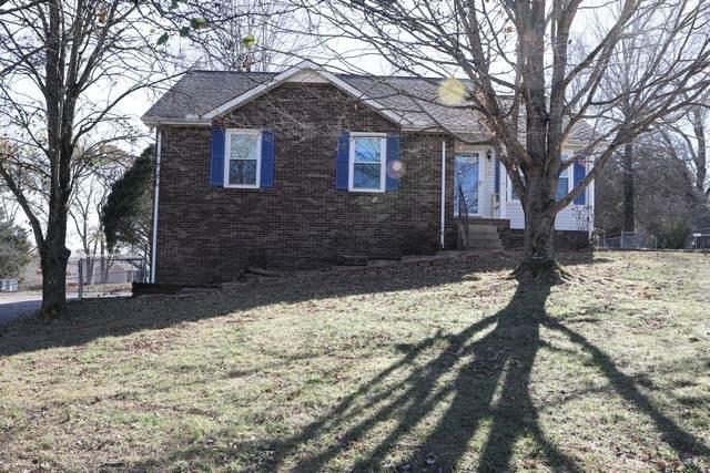 1390 William Suiters Ln, Clarksville, TN 37042 (MLS #RTC2211268) :: Hannah Price Team