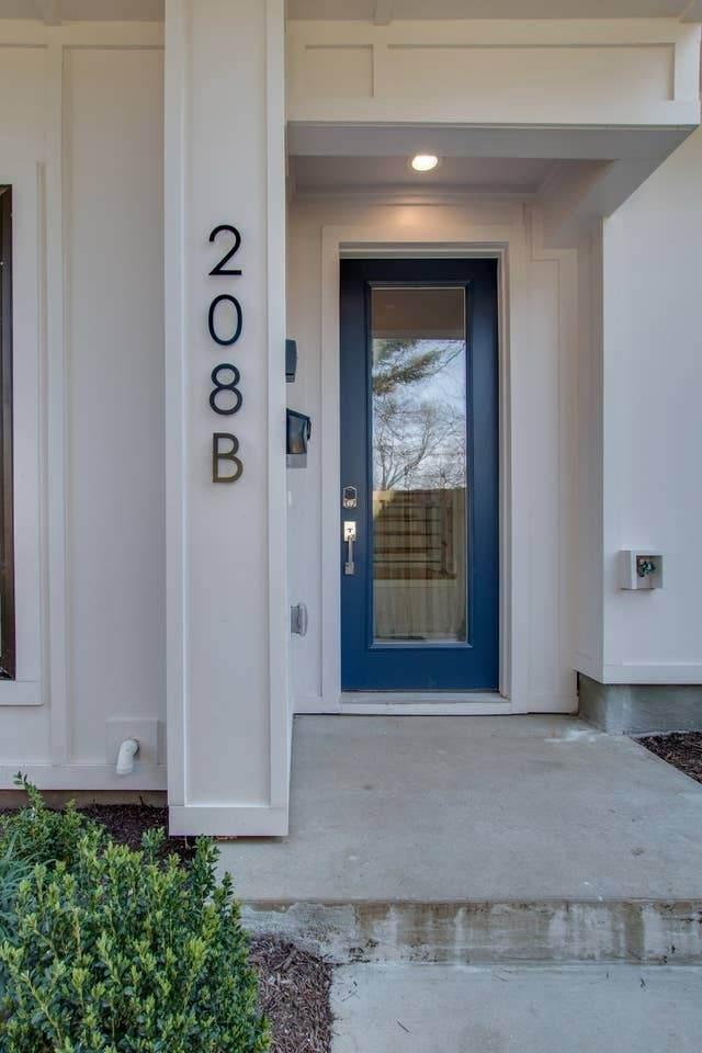 208B Myrtle St, Nashville, TN 37206 (MLS #RTC2211464) :: Five Doors Network