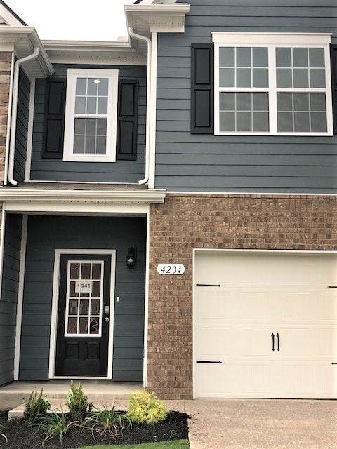 4242 Grapevine Loop #660, Smyrna, TN 37167 (MLS #RTC2211853) :: The Helton Real Estate Group