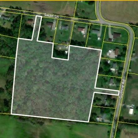 4858 Guthrie Road, Clarksville, TN 37043 (MLS #RTC2215623) :: Morrell Property Collective | Compass RE