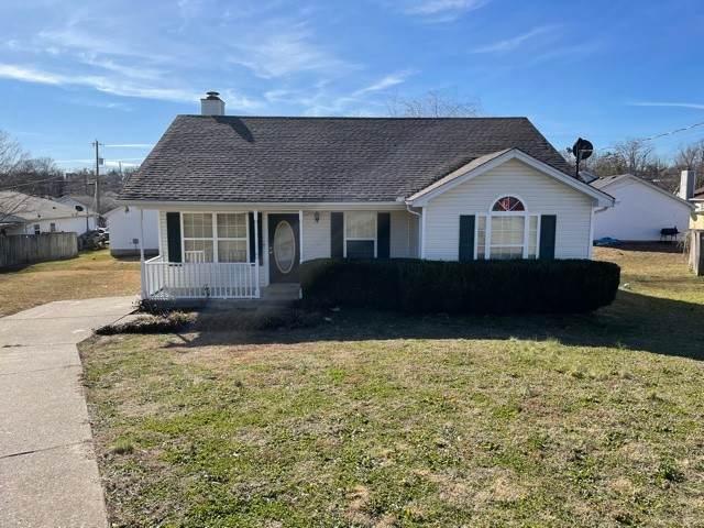 607 Hugh Duffy Cv, La Vergne, TN 37086 (MLS #RTC2215930) :: Village Real Estate