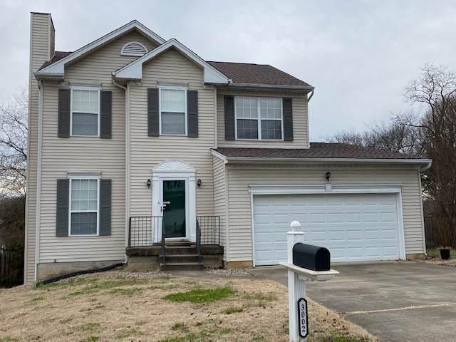 3002 Creekview Ln, Goodlettsville, TN 37072 (MLS #RTC2216580) :: Nashville on the Move