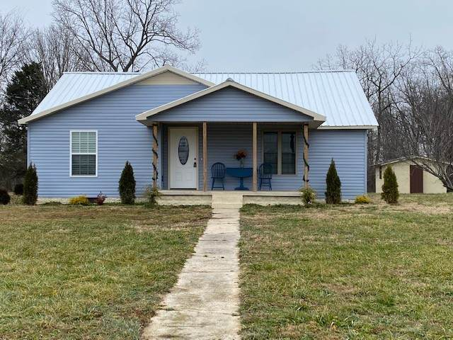 1192 Pleasant Ridge Rd, Huntland, TN 37345 (MLS #RTC2219837) :: Michelle Strong