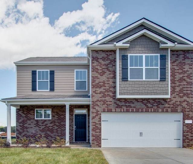 1418 Marigold Drive 434, Spring Hill, TN 37174 (MLS #RTC2220225) :: Village Real Estate