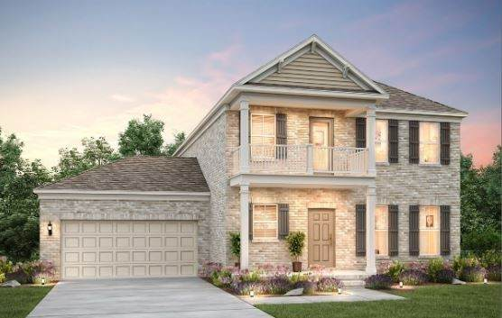 616 Rumsford Lane #254, Mount Juliet, TN 37122 (MLS #RTC2220345) :: Ashley Claire Real Estate - Benchmark Realty