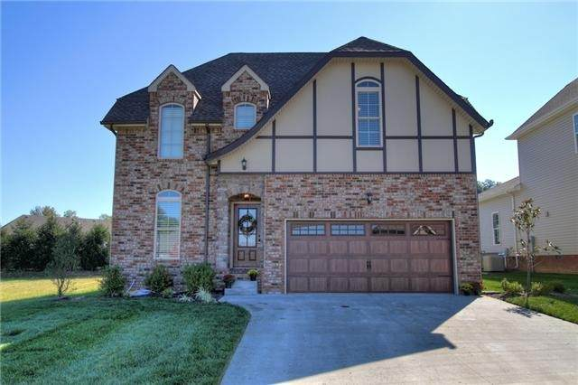 327 Turnberry Cir, Clarksville, TN 37043 (MLS #RTC2220952) :: Nashville on the Move