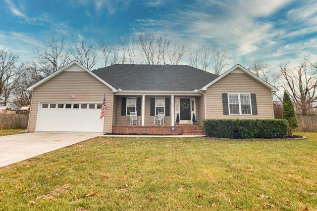 128 Blackberry Ln, Manchester, TN 37355 (MLS #RTC2221717) :: Team George Weeks Real Estate