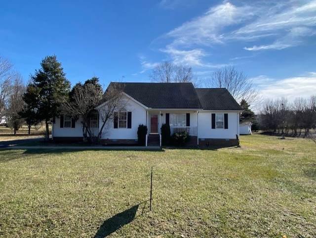 109 Beck Court, Murfreesboro, TN 37128 (MLS #RTC2221851) :: Nashville on the Move