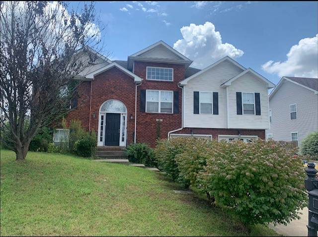 3423 Quicksilver Ln, Clarksville, TN 37042 (MLS #RTC2221893) :: Hannah Price Team
