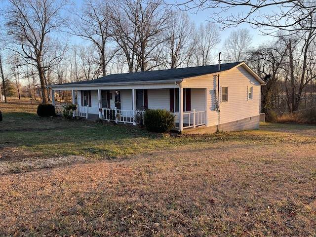 3321 Bluff Springs Rd, Mc Minnville, TN 37110 (MLS #RTC2222662) :: The Milam Group at Fridrich & Clark Realty