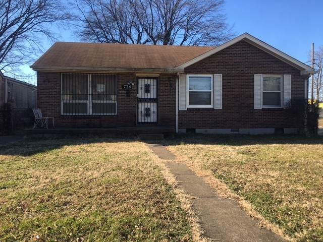 724 Joseph Ave SE, Nashville, TN 37207 (MLS #RTC2222770) :: Team George Weeks Real Estate