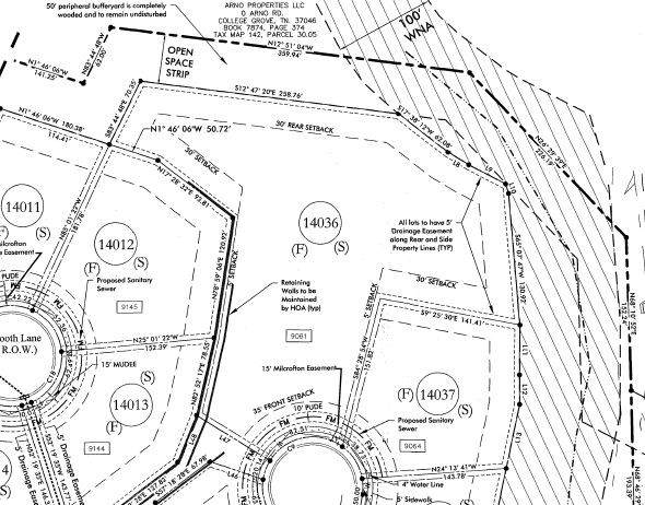 9061 Passiflora Ct (Lot 14036), College Grove, TN 37046 (MLS #RTC2225089) :: Michelle Strong