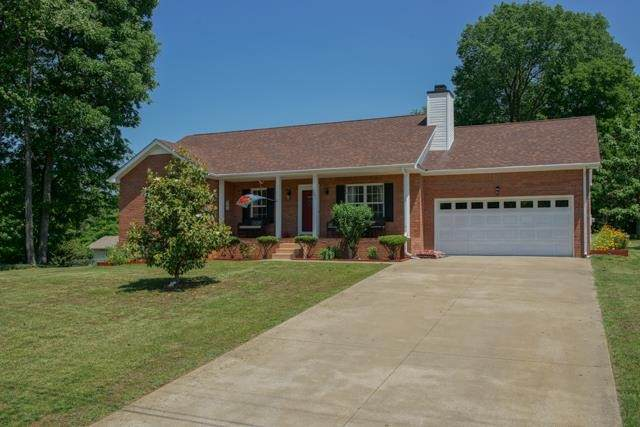1681 Sparkleberry Dr, Clarksville, TN 37042 (MLS #RTC2225161) :: The Milam Group at Fridrich & Clark Realty