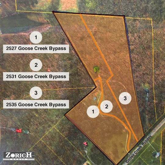 2531 Goose Creek Byp, Franklin, TN 37064 (MLS #RTC2227489) :: Village Real Estate