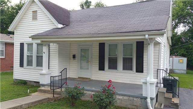 2107 Woodland St, Springfield, TN 37172 (MLS #RTC2229200) :: Kimberly Harris Homes