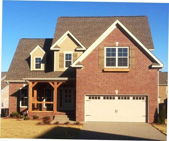 2058 Lequire Ln, Spring Hill, TN 37174 (MLS #RTC2229352) :: The Adams Group