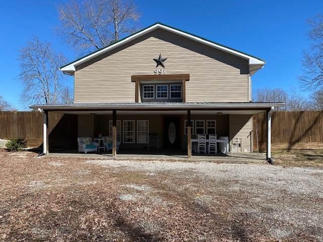 991 Eaglesnest Rd, Monteagle, TN 37356 (MLS #RTC2230067) :: The Huffaker Group of Keller Williams