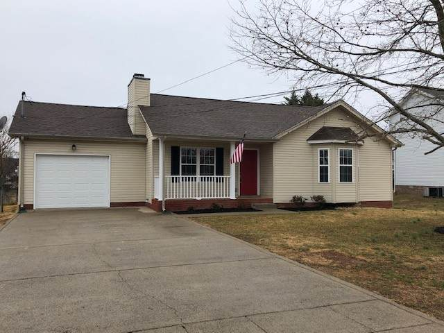 3434 Sandpiper Dr, Clarksville, TN 37042 (MLS #RTC2231469) :: Trevor W. Mitchell Real Estate