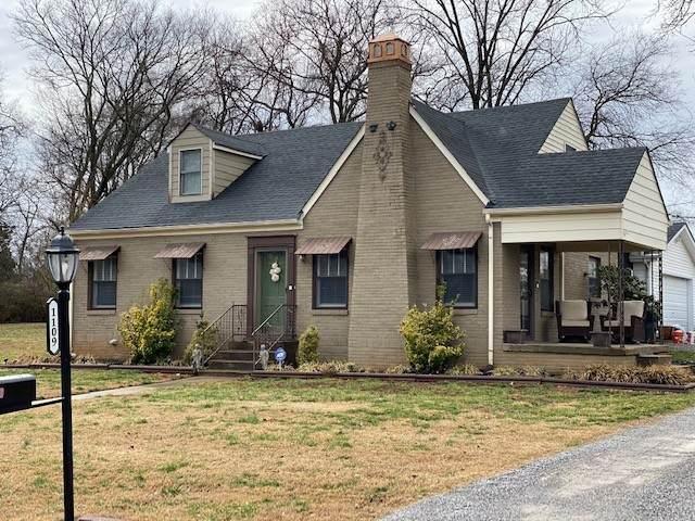 1109 Grantland Ave, Murfreesboro, TN 37129 (MLS #RTC2231809) :: Team George Weeks Real Estate