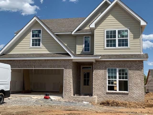1429 Hereford Blvd., Clarksville, TN 37043 (MLS #RTC2238634) :: Nashville on the Move