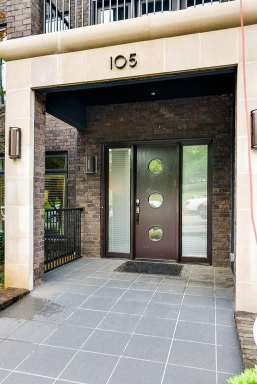 2905 Parthenon Ave #105, Nashville, TN 37203 (MLS #RTC2241647) :: Exit Realty Music City