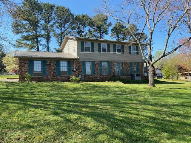 207 Tammy Dr, Decherd, TN 37324 (MLS #RTC2241712) :: Live Nashville Realty