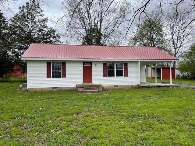 1732 Verona Caney Rd, Lewisburg, TN 37091 (MLS #RTC2243518) :: The Miles Team | Compass Tennesee, LLC