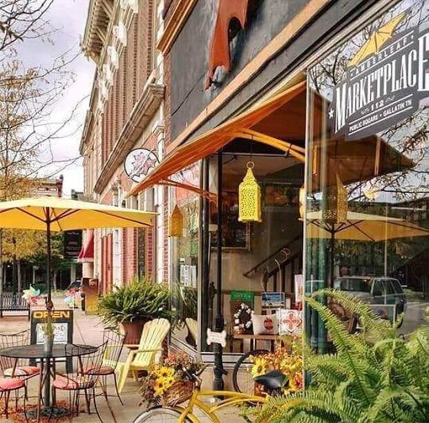 112 Public Sq, Gallatin, TN 37066 (MLS #RTC2245282) :: Nashville Home Guru