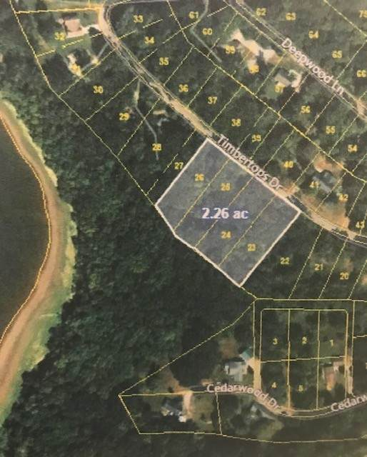 0 Timbertops Dr, Dover, TN 37058 (MLS #RTC2245449) :: Nashville on the Move