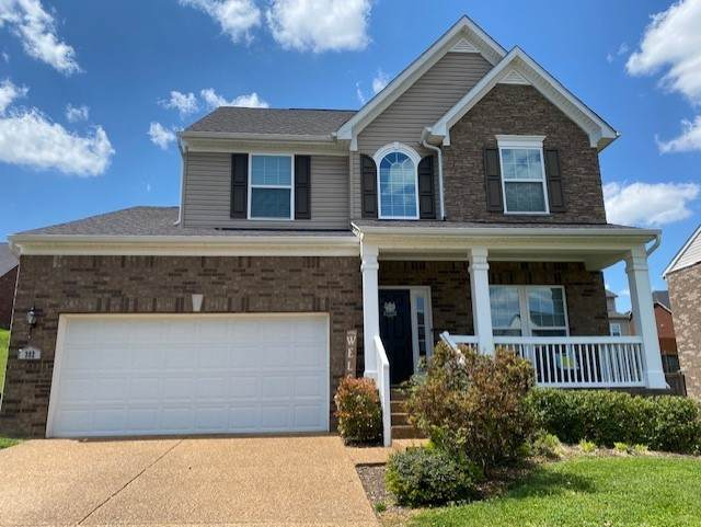 302 Cobblestone Lndg, Mount Juliet, TN 37122 (MLS #RTC2246617) :: Nashville on the Move