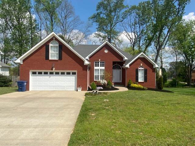 2907 Prince Dr, Clarksville, TN 37043 (MLS #RTC2247179) :: Nashville on the Move