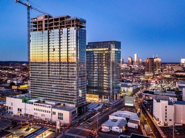 1616 West End Avenue #07, Nashville, TN 37203 (MLS #RTC2248012) :: Nashville on the Move