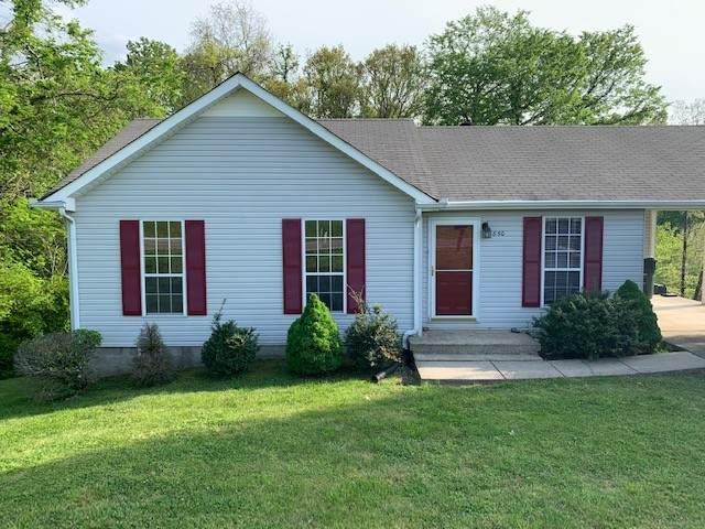 850 W Walnut St W, Dickson, TN 37055 (MLS #RTC2248467) :: Nashville on the Move